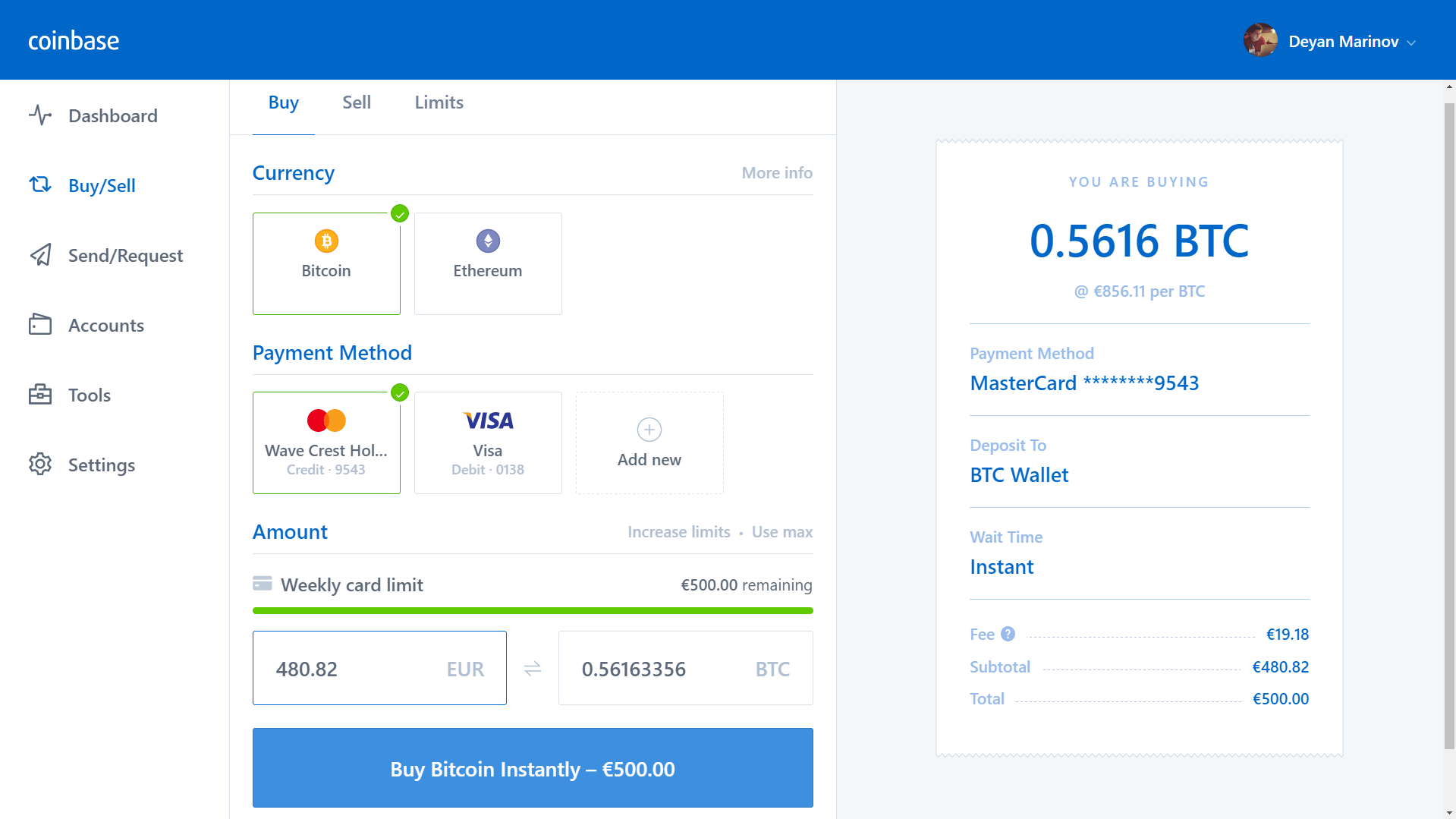 Is coinbase legit my coinbase review reveals all screenshots ccuart Images